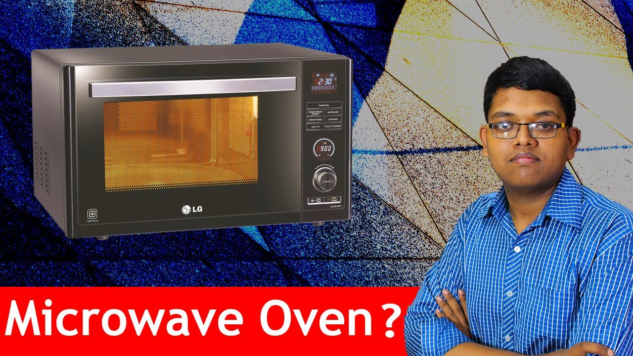 How Do Microwave Ovens Work Explain In Hindi