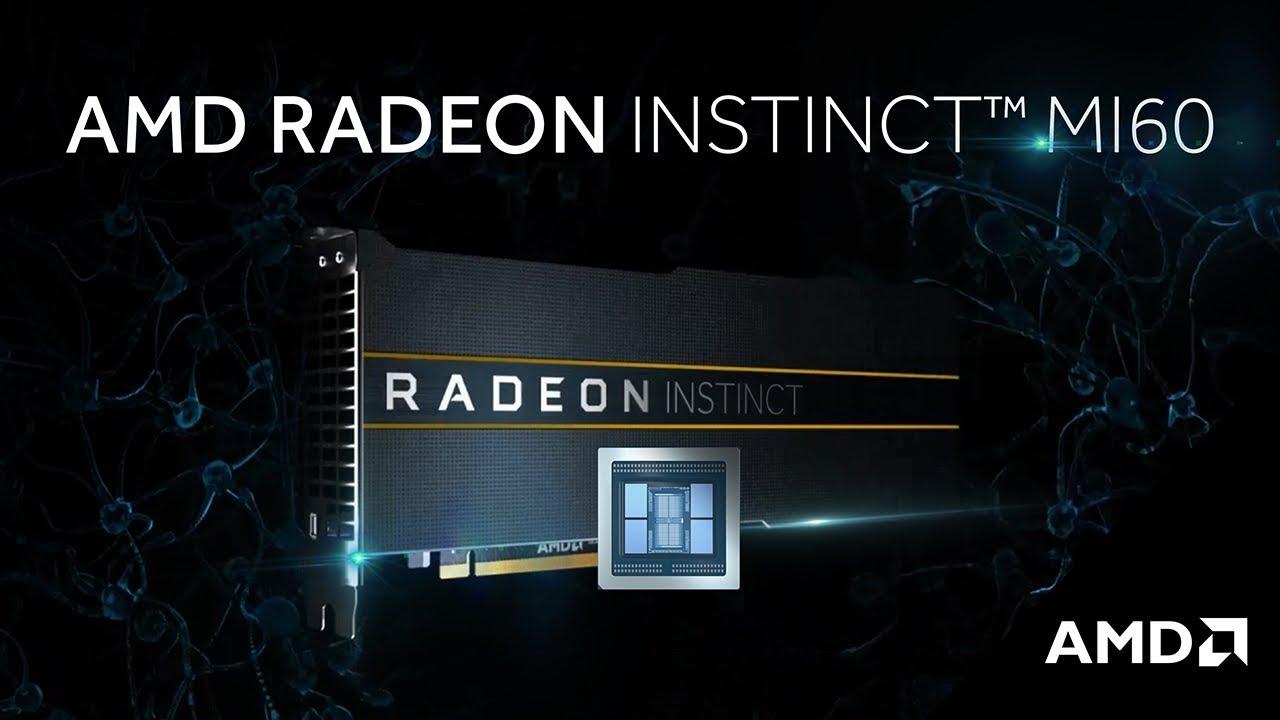 Image result for radeon instinct mi60
