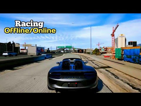 Top 10 Best High Graphics Racing Games For Android Ios