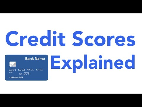 Credit Scores Fully Explained