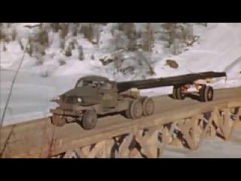 Alaska Highway Construction ~ 1944 Classic US Army Engineers Documentary