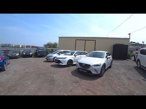 Prius Alpha во Владивостоке. Mazda CX-3 Дизель ПРАВЫЙ РУЛЬ!!!