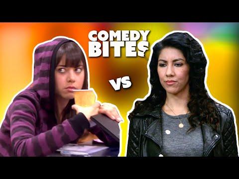 April Ludgate Vs Rosa Diaz   Comedy Bites