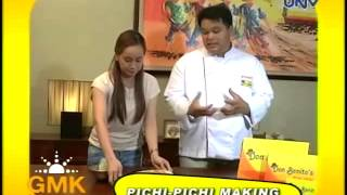 Don Benito's pichi-pichi recipe