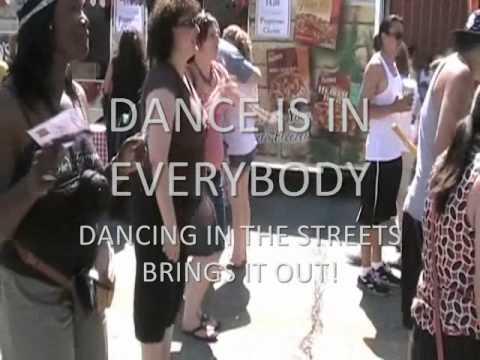 DANCIN IN THE STREETS CUSTER STREET FAIR JUNE 20, ...