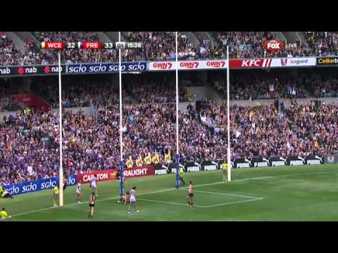 Round 7 AFL - West Coast v Fremantle Highlights