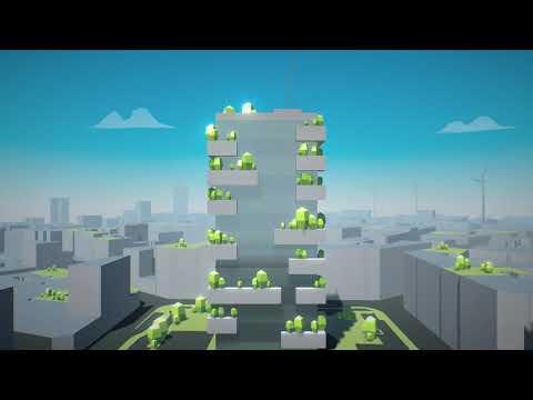 WebGL Low poly realtime anime-like scene - Three.js
