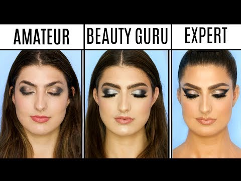 4 Levels Of Makeup: Amateur to Professional Makeup Artist thumbnail