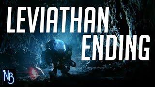Mass Effect 3 Leviathan Walkthrough Part 8 ENDING No Commentary