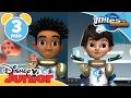 Miles From Tomorrow | Building Day | Disney Junior Uk