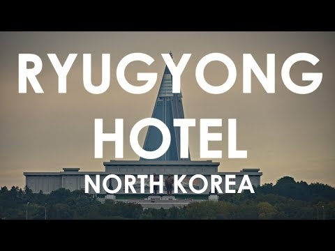 RYUGYONG HOTEL - North Korea's Pyramid