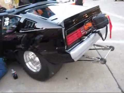 Worlds Fastest Plymouth Arrow Keith Black Racing Engines