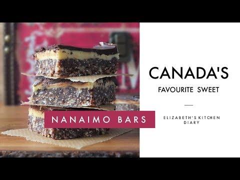 Nanaimo Bars - Canada's National Confection