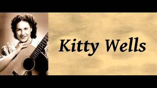 You Said You Could Do Without Me - Kitty Wells YouTube Videos