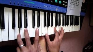 video tutorial piano ku tak bisa