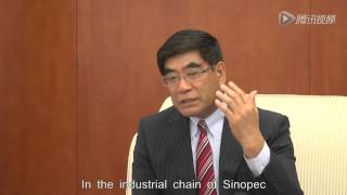 SINOPEC Chairman talks about relationship between SOE and private companies in China.mpg