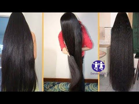 Watch this now your hair will grow like crazy !!! double hair grow &thick   Banana hair Mask for l