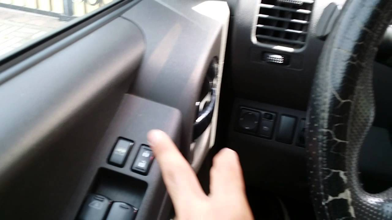 How To Cancel Door Auto Lock In Nissan Xterra Youtube