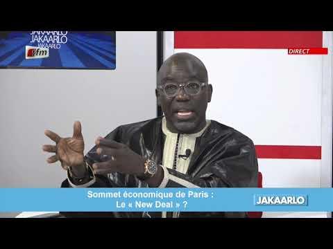 """Sommet de Paris - Yérim Seck : """"Il nous faut à tout prix une souveraineté monétaire"""""""