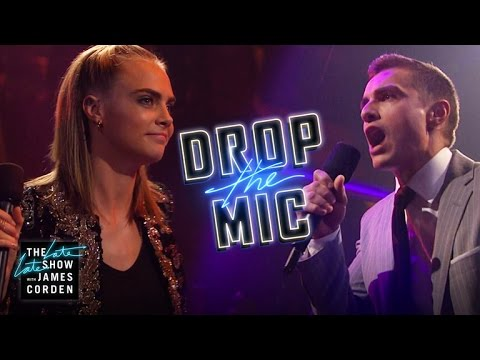 Thumbnail: Drop the Mic w/ Cara Delevingne & Dave Franco