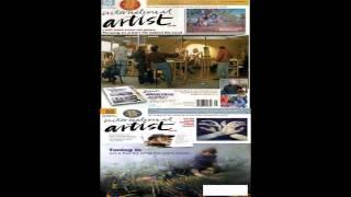 International Artist Magazine, Australian Artist - Subscribe Now