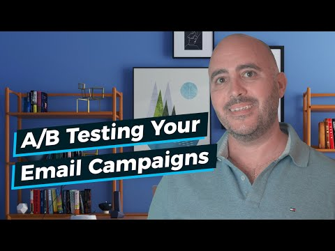 A/B Testing Your Email Campaigns