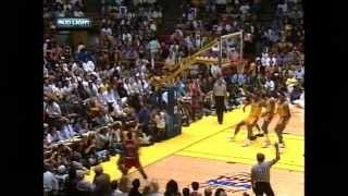 1991 NBA Finals - Chicago vs Los Angeles - Game 5 Best Plays