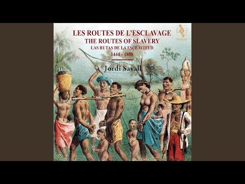 Récit: 1748. Montesquieu «De l'esclavage des nègres» / Musique: Marimba