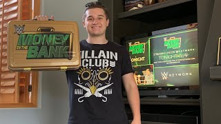 MONEY IN THE BANK LADDER MATCH LIVE STREAM!!!
