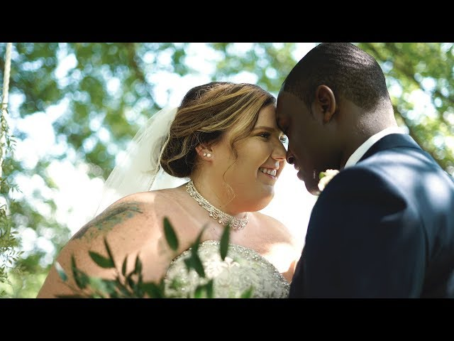 Brea & Denarius | Mount Juliet Wedding