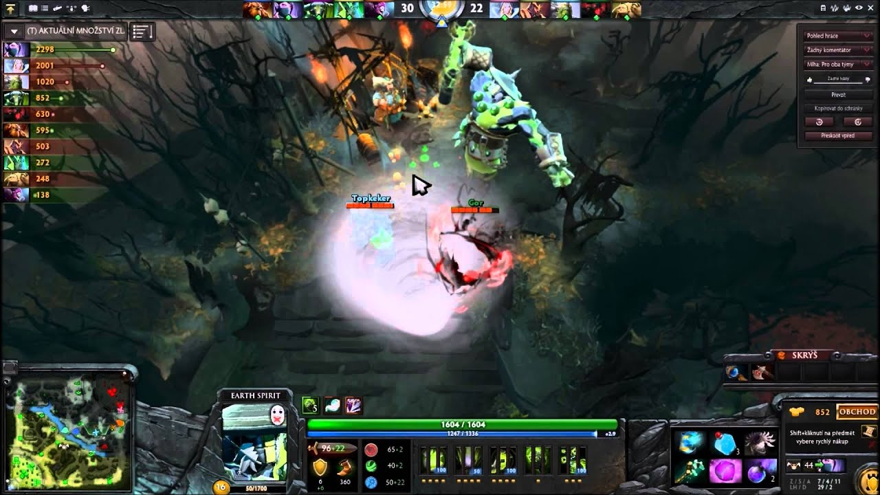 dota 2 how to counter shadow fiend youtube