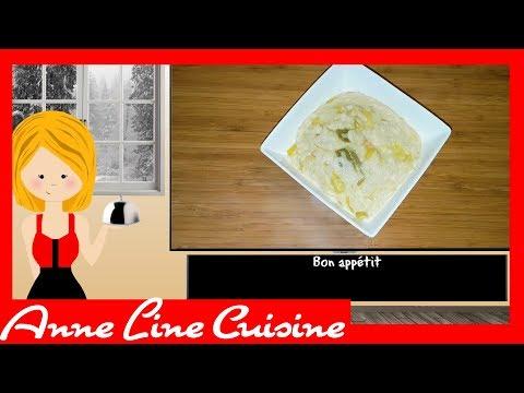risotto-aux-poireaux-[cookeo]