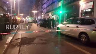 France: Several injured at Marseille stabbing rampage, assailant shot dead by police