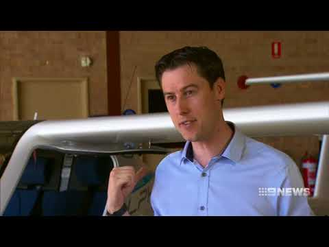 Electric Planes | 9 News Perth