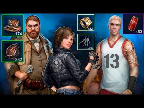 Каждый со своими предметами! Horrorfield Multiplayer Survival Horror Game