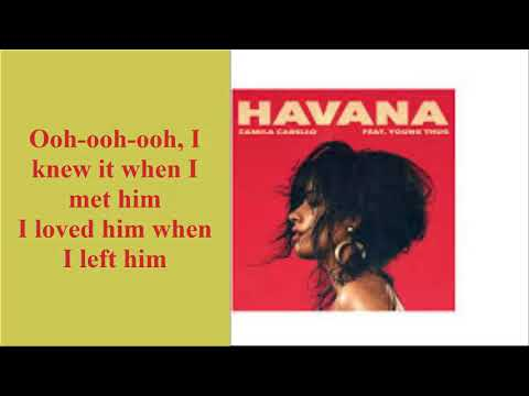 Havana Camila Cabello Lyrics (Cover by J.Fla)