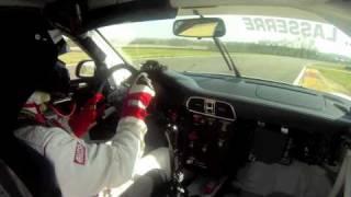 Porsche 911 GT3 Cup 2011 test drive / AUTOhebdo