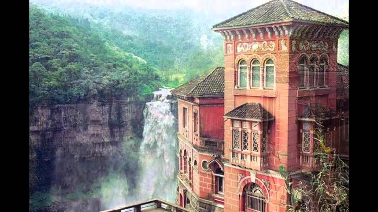 Resultado de imagen para HOTEL DEL SALTO, COLOMBIA