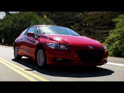 Honda CRZ Compacts Pt.1 Everyday Driver