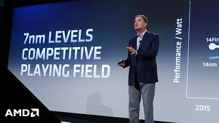 AMD Next Horizon – Leadership in 7nm