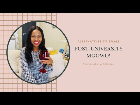 POST UNIVERSITY MGOWO| GRADUATE UNEMPLOYMENT IN SA| South African Youtuber