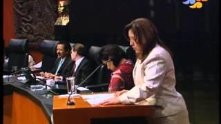 Enaltecemos a José María Morelos y Pavón por defender sus ideales: senadora Lisbeth Hernández