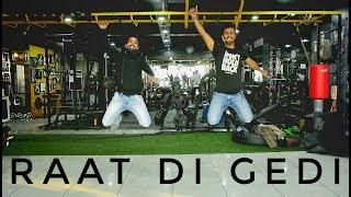 Bhangra on Raat Di Gedi | Diljit Dosanjh | Beard Bhangra
