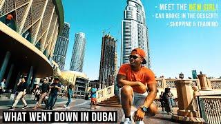 DESERT DRAMA & Experiencing the REAL DUBAI!   Travel VLOG 🛫