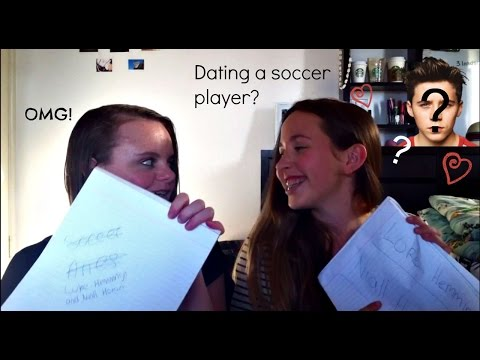 Dating a soccer player? + More