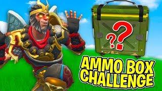 Fortnite ITA - AMMO BOX CHALLENGE