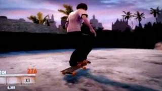 Skate It Wii New Gameplay Footage
