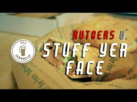 All Hopped Up: Stuff Yer Face (Rutgers University)