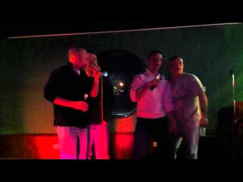Aircrew and Maintenance Sing Karaoke