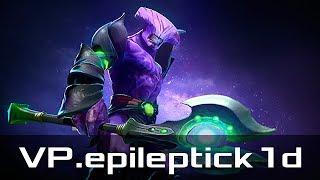 VP.epileptick1d — Faceless Void, Safe Lane (Nov 8, 2019) | Dota 2 patch 7.22 gameplay